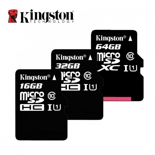 Kingston 16GB  Class 10 Memory Card