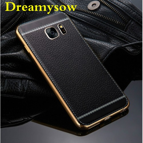Leather Phone Case For IPhone And Samsung
