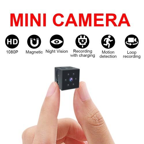 MD23 1080P HD Security Camera IR Infrared Night Vision Action Computer Camera Kit 170mAh