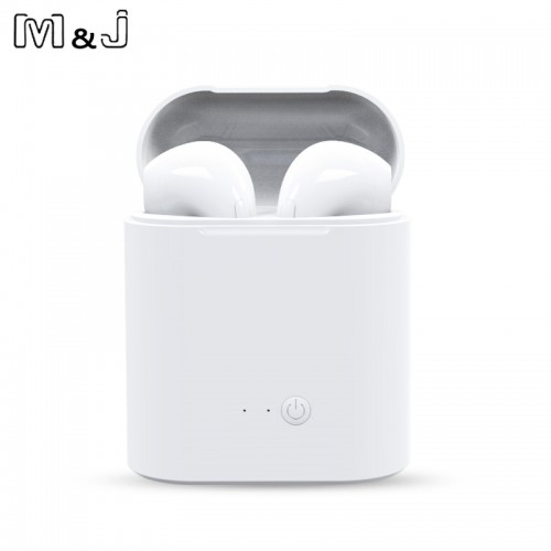 I7s TWS Mini Wireless Bluetooth Earphone Stereo Headphone With Charging Box Mic For All Phones