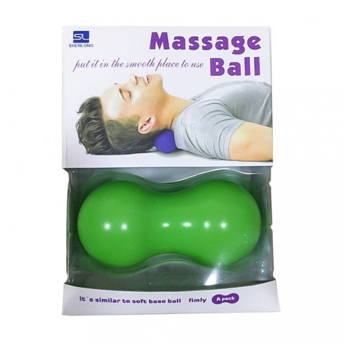 Massage Ball  Muscle Roller Physical Therapy Release and Tension Headache Relief
