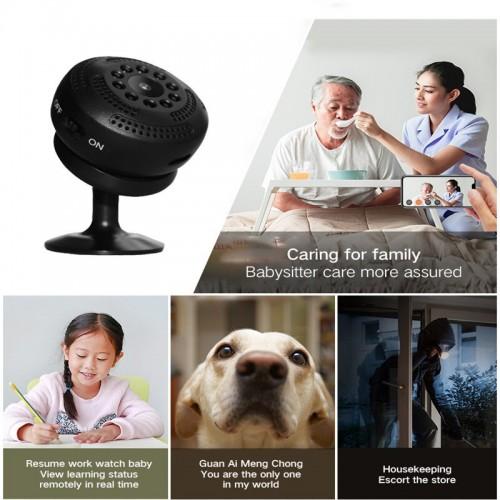 Wifi Ip Camera Voice Video Recorder Wireless HD Security Surveillance Cameras Mini Camcorder