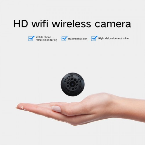 Wifi Ip Camera Voice Video Recorder Wireless HD Security Surveillance Cameras Mini Camcorder