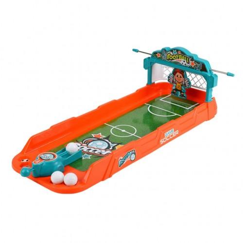 Mini Table Soccer Set Children Sports Toy Desktop Soccer Field Game