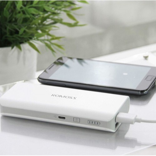 ROMOSS Sense 4 10400mAh External Battery Pack Power Bank For Mobile Phones
