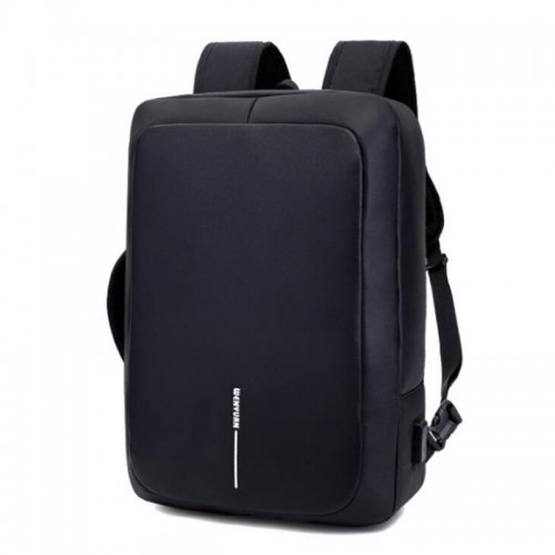 Laptop Bag Multifunction Backpack With USB Charging 15.6 inch laptop School-Bag Travel-Bag Water Resistant