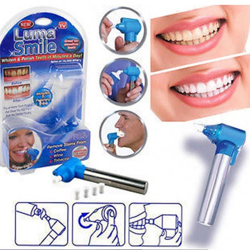 Dental Tooth Polishing Teeth Whitener Stain Remover Tool Oral Toothbrush