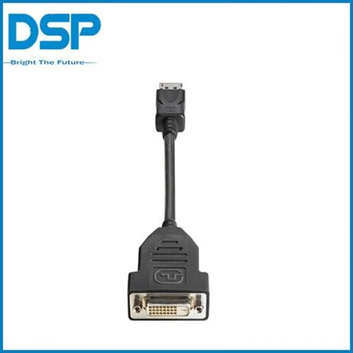 Original Display Port(DP) To DVI-D Converter Adapter Cable 1080p