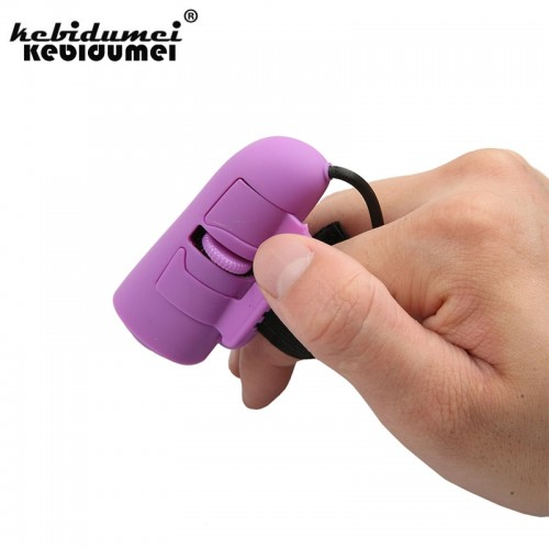 Plug and Play 3D Optical Finger Mouse Ergonomic Wired Mouse Mice 1200 DPI For PC Computer Notebook