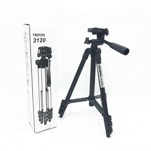 Portable Professional Flexible Aluminium Tripod Stand