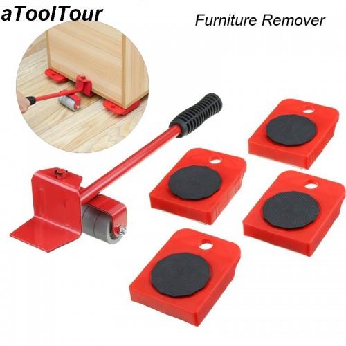 Professional Furniture Transport Lifter Tool Set Heavy Duty Stuffs Moving Hand Tool