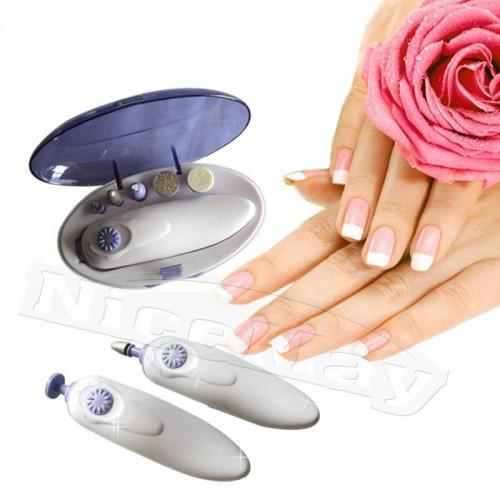Professional Nail Art Equipment Electric Nail Drill Pen Manicure & Pedicure Set Keeping Nail Health