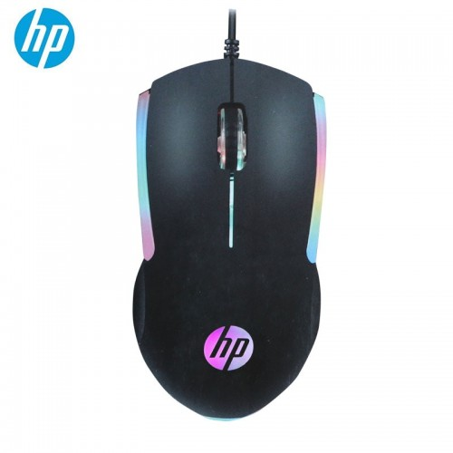 HP M160 Wired Mouse High Performance Optical Gaming Mouse With Rainbow LED