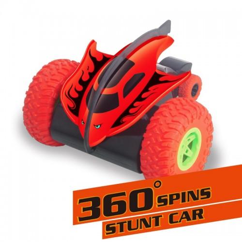 RC Car 2.4G Stunt Drift Deformation Buggy Car Rock Crawler Roll Car 360 Degree Flip