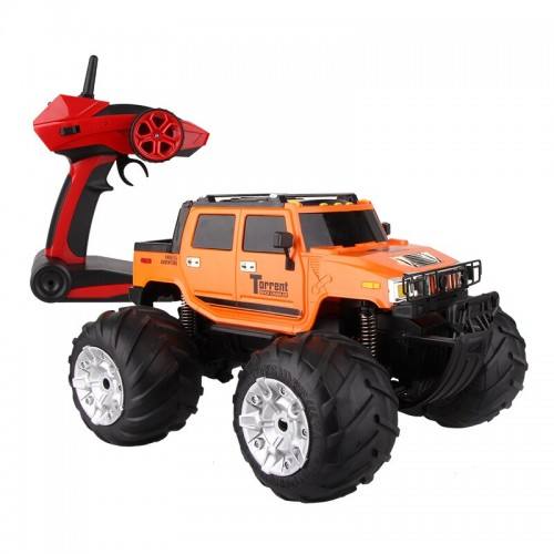 RC Simulation Off-road Car Land And Sea Pickup Truck 2.4GHz 1:12 Climbing Electric Vehicle Toy