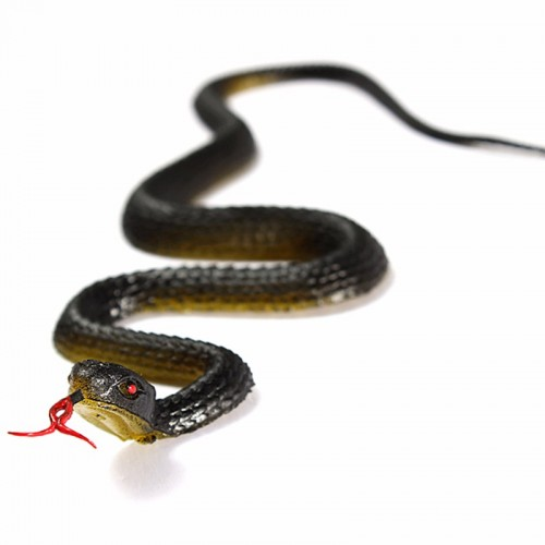 Rubber High Simulation Toy Snake Model Funny Scary Kids Prank Funny Toy 23cm