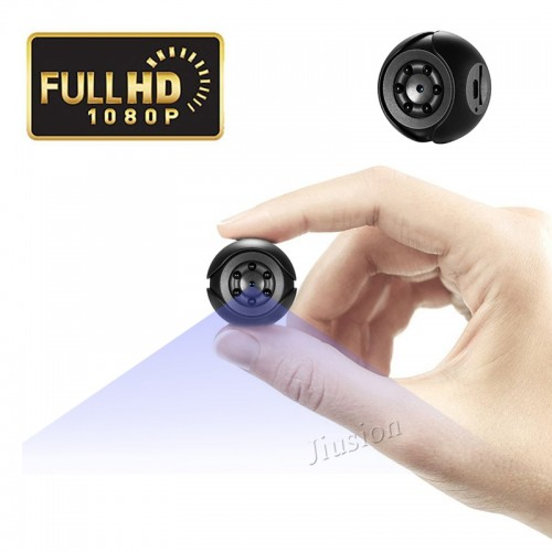 SQ6 Mini Surveillance Camera Camcorder 1080P Night Vision Sports Camera Motion Sensor Detection