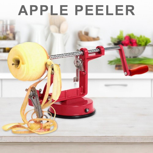 3 in 1 Stainless Steel Hand Sharpened Mac Machine Multi-function Automatic Peeling And Nuclear Cutting