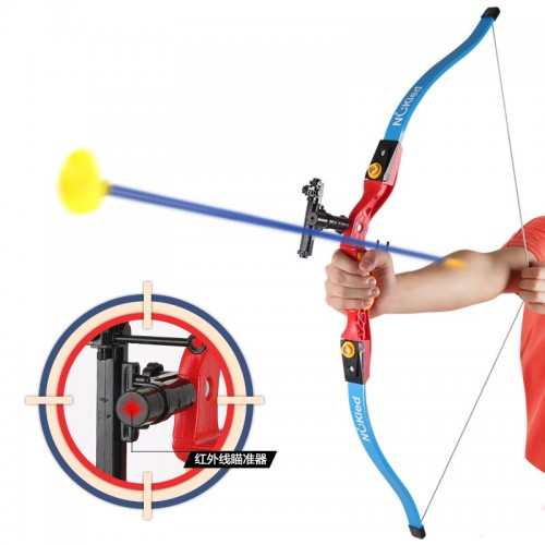 Toy Bow And Arrows For Kids Children Outdoor Mini Crossbow Shooting Kid Play