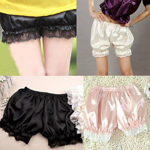Trendy Womens Shorts Safety Short Pants Render Bottoms Under Pants