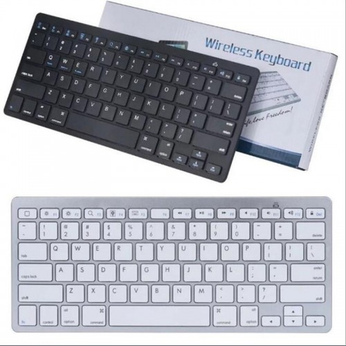 X5 Wireless Bluetooth Keyboard Ultra-thin Mini Silent Office Keyboard For Tablet Laptop