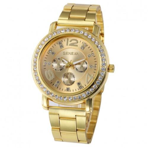 Newly Fashion Sport Noble Quartz Hour Wrist Analog Watch