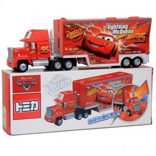 Lightning McQueen Mack Uncle Truck 1:55 Diecast Model Truck Toys For Boys