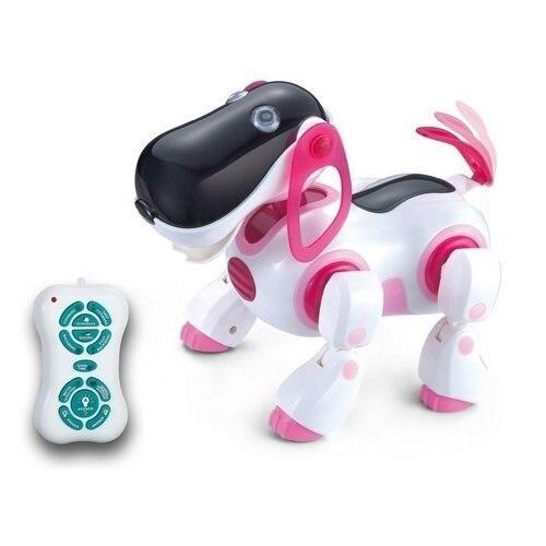 IR RC Storytelling Sing Dance Walking Talking Dialogue Robot Smart Dog Pet Toy