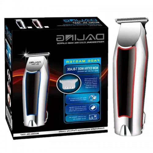 Daling Dl-1047 Professional Cordless Hair Trimmer For Men Electric Hair Clipper