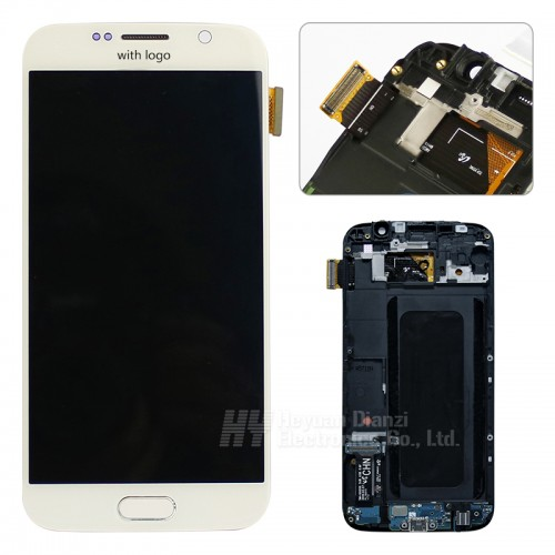 Samsung Galaxy S6 Lcd With Touch