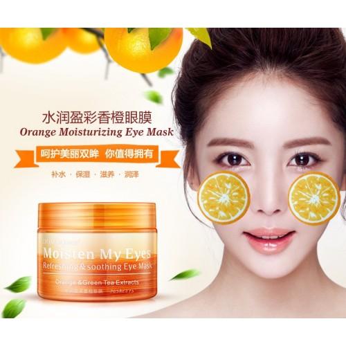 Bioaqua Vitaman C Orange Eye Mask