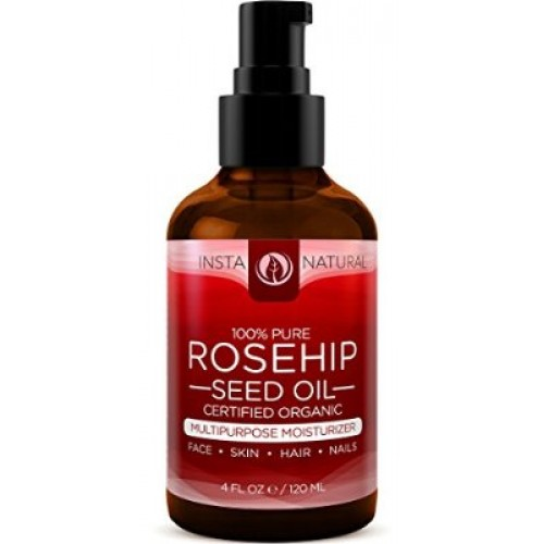 InstaNatural Rosehip Seed Oil