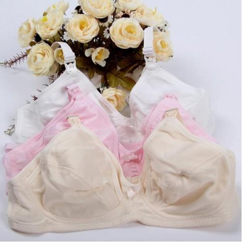 Cotton  Breast Feeding Bra