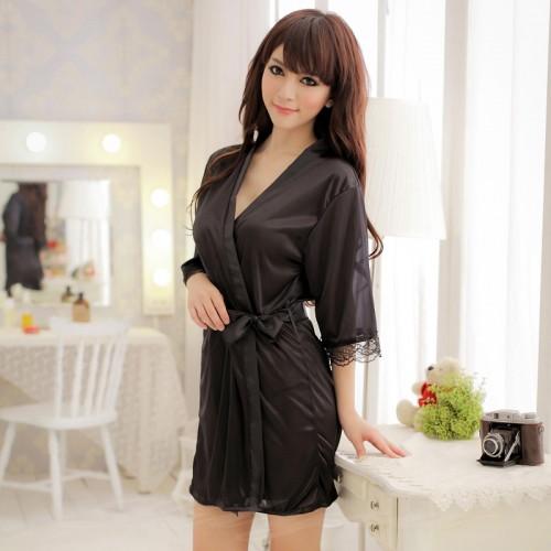 Sleepwear ROBE Bathrobes Nightdress