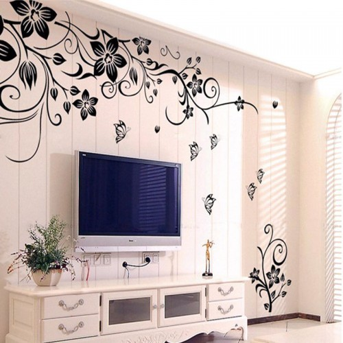 Removable Vinyl Wall Sticker Mural Decal Art Living Room Home Decor