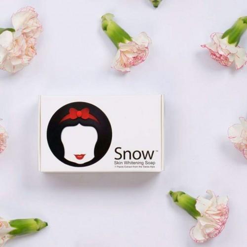 SNOW Skin Whitening Soap 135g