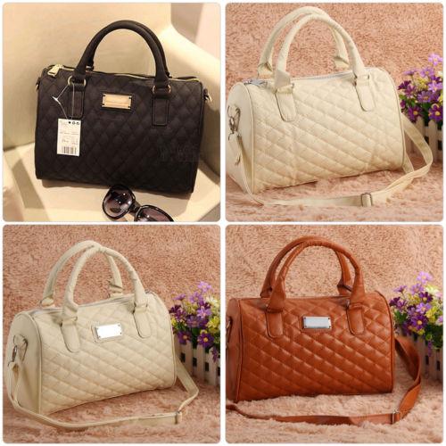 Beautiful Leather Shoulder Handbag