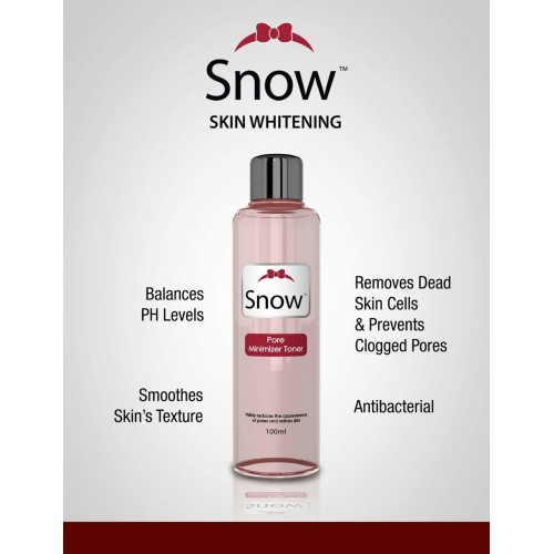 Snow Pore Minimizer Toner 100ml