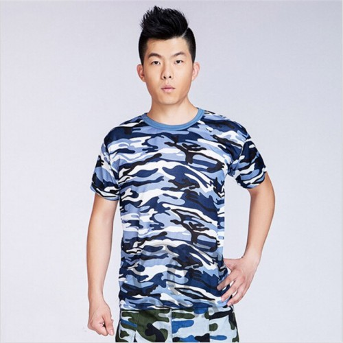 Summer Military Army T-Shirt