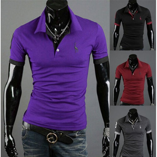 Stylish Slim Fit POLO T-Shirt