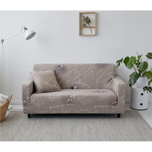 Elastic Sofa Cover Sectional Stretch Slipcovers for Living Room Couch Cover 5