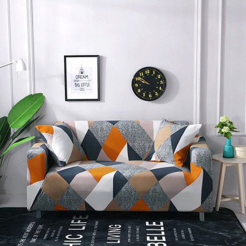 Elastic Sofa Cover Sectional Stretch Slipcovers for Living Room Couch Cover 6