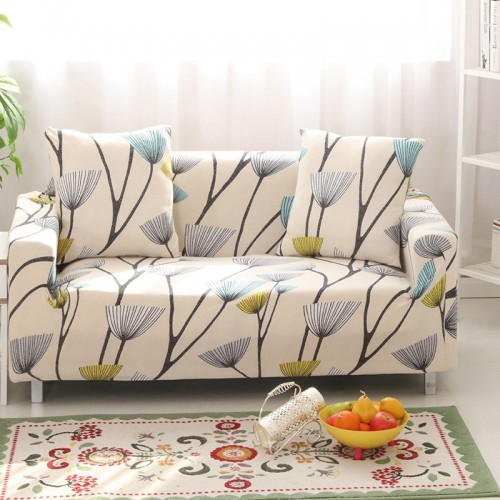Elastic Sofa Cover Sectional Stretch Slipcovers for Living Room Couch Cover 8