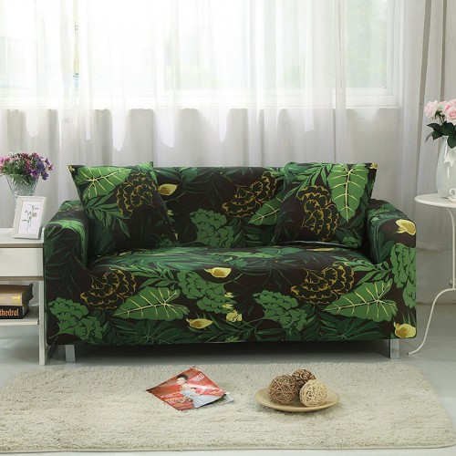 Elastic Sofa Cover Sectional Stretch Slipcovers for Living Room Couch Cover 9