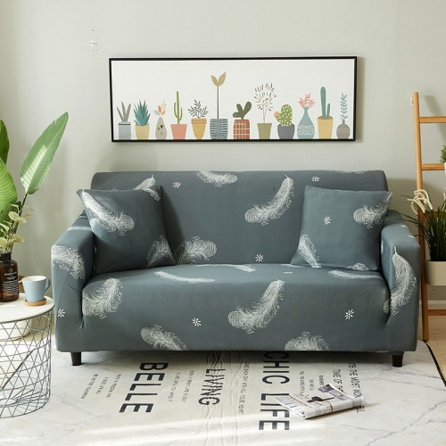 Elastic Sofa Cover Sectional Stretch Slipcovers for Living Room Couch Cover 10