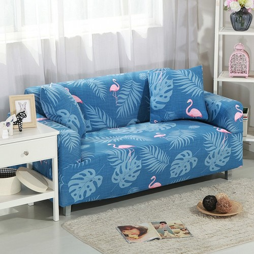 Elastic Sofa Cover Sectional Stretch Slipcovers for Living Room Couch Cover 16