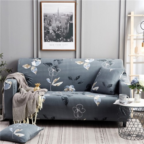Elastic Sofa Cover Sectional Stretch Slipcovers for Living Room Couch Cover 24