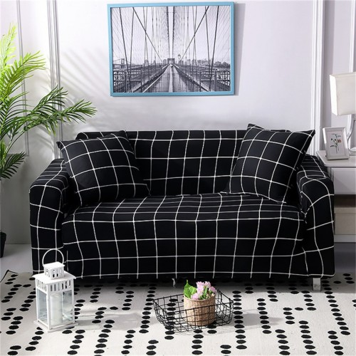 Elastic Sofa Cover Sectional Stretch Slipcovers for Living Room Couch Cover 25