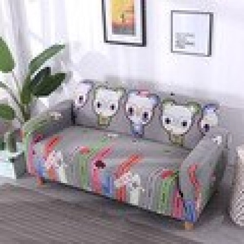 Elastic Sofa Cover Sectional Stretch Slipcovers for Living Room Couch Cover 28