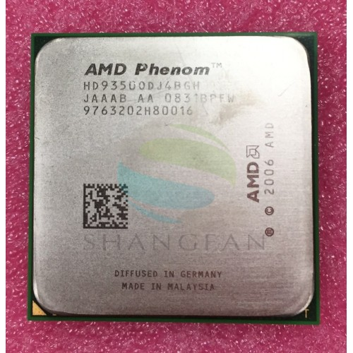 AMD Phenom X4 2GHz Desktop Processor